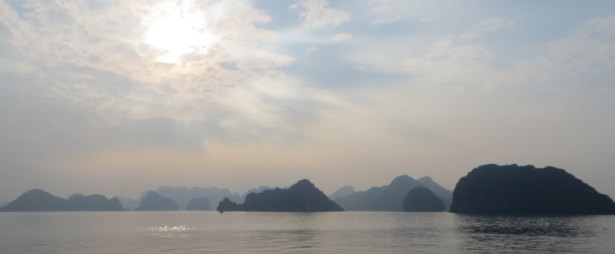 Filming of Halong Bay & Red River Cruise Vietnam