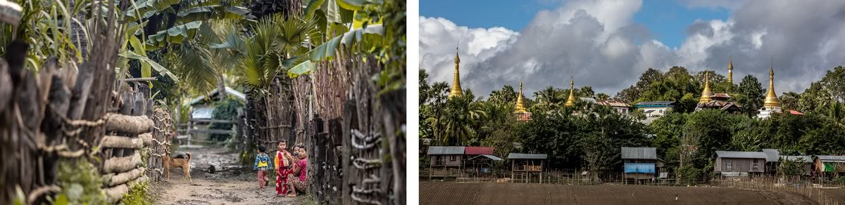 A trip up the Chindwin River in Burma (Myanmar) 4