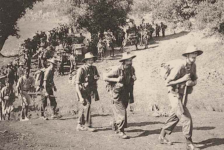 14th Army in Burma