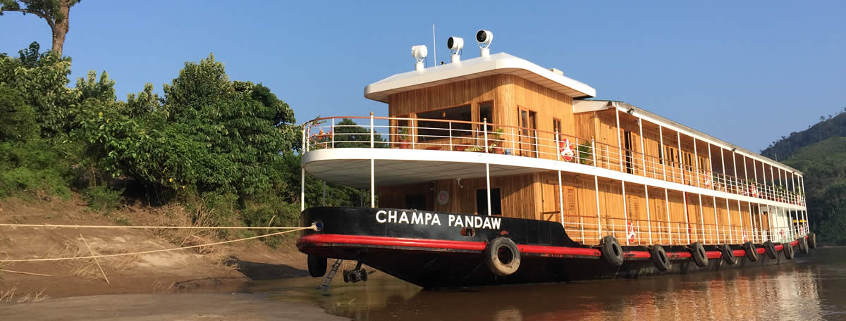 New season, new adventures - Pandaw welcomes two additions to our fleet