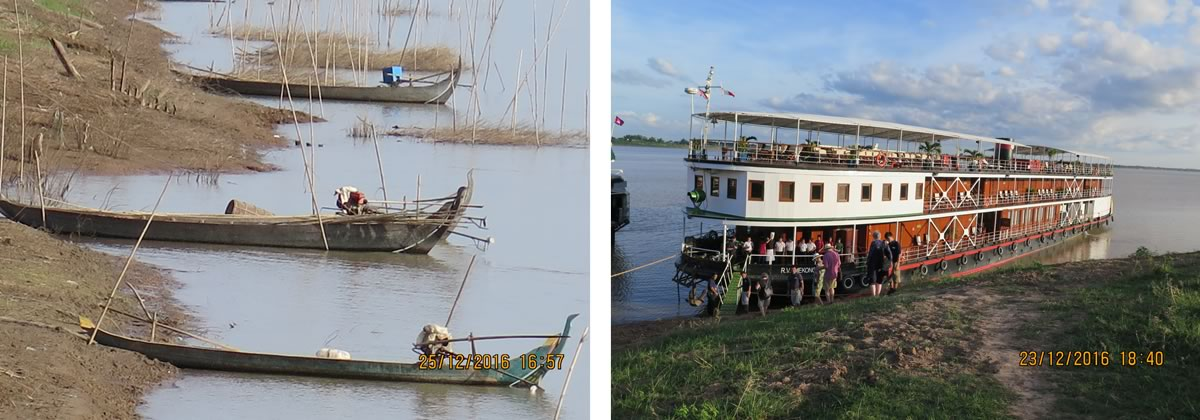 The Classic Mekong River Cruise