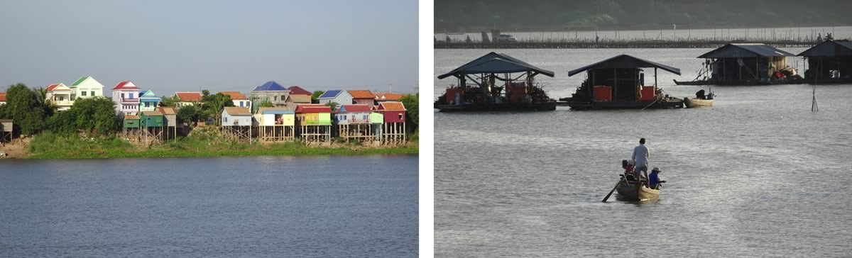 Andrew and Katrina - The Classic Mekong River Cruise
