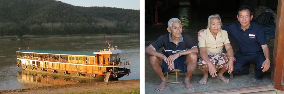 Laos River Cruise