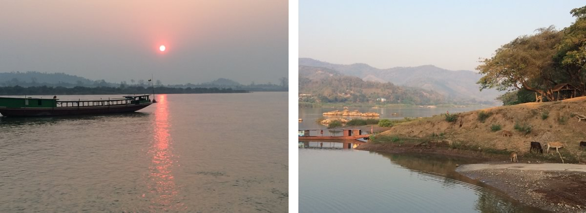 The Laos Mekong river cruise with Pandaw River Cruises