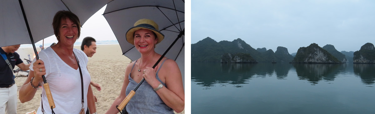 Halong Bay and the Red River cruise with Pandaw River Cruises