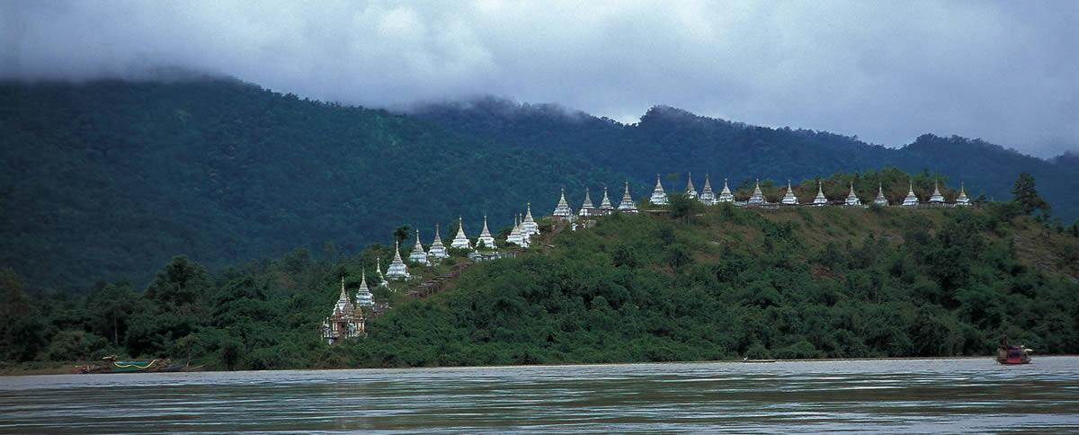 Think you know Burma? Not until you've seen the Chindwin
