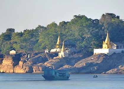 Reflections on the Chindwin by Pandaw Founder Paul Strachan