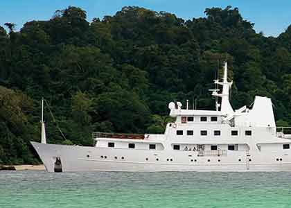 What Went Wrong with the Andaman Explorer by Pandaw Founder, Paul Strachan
