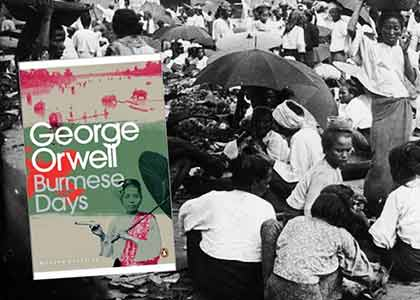 Decline and fall: Orwell's Burmese Days