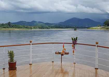 Pandaw - First Tour Operator to sail on The Mekong into China