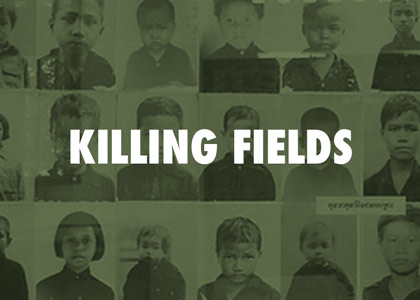 Khmer Rouge Killing Fields