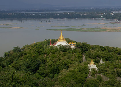 Katha and The Upper Irrawaddy