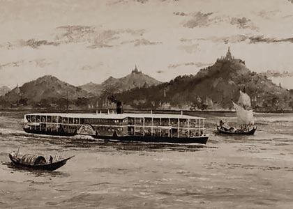 The Business: how did they run the Irrawaddy Flotilla?