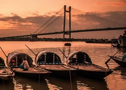 River Cruising in India