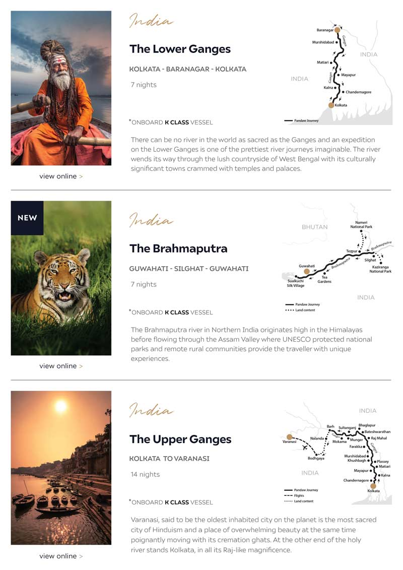 River Cruise Expeditions Overview 2020