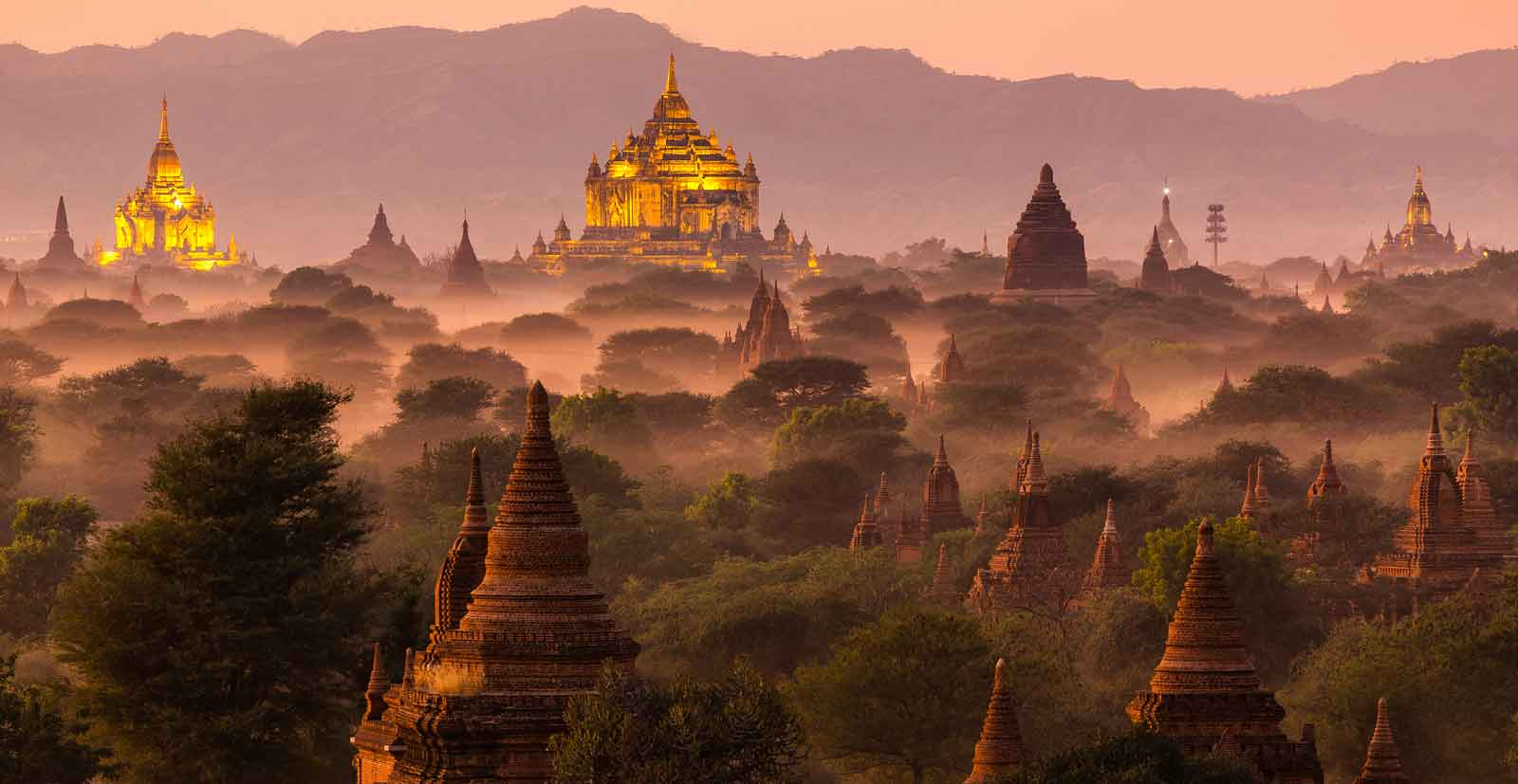 Pandaw Burma Beautiful Pagan 1