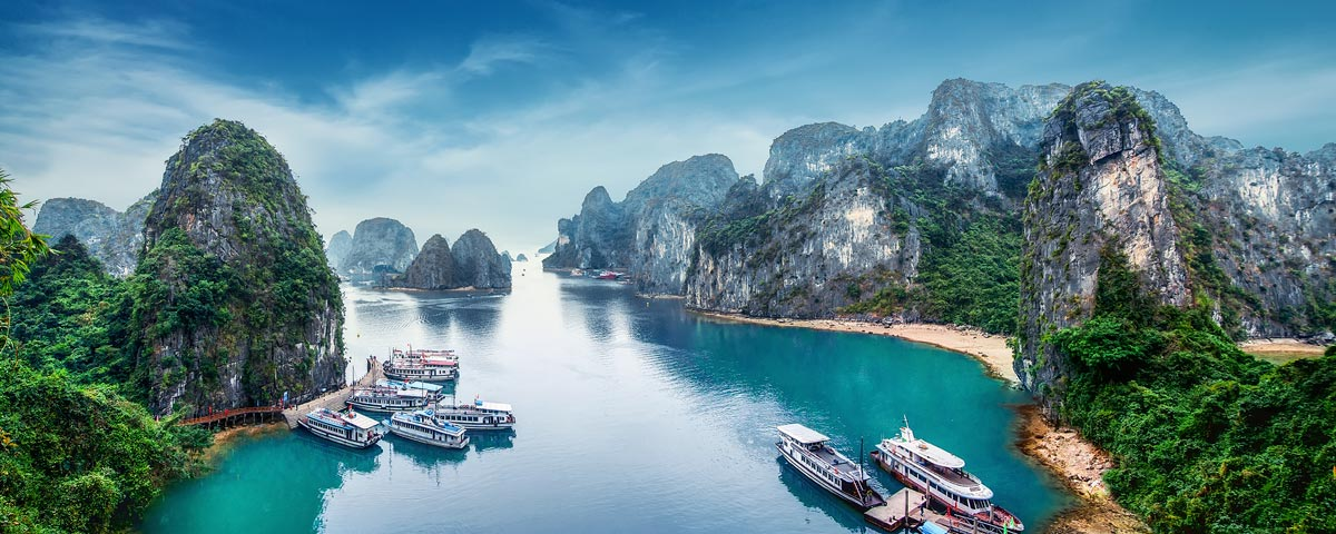 Pandaw View Halong Bay 5