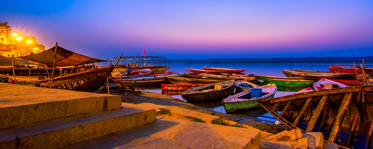 Pandaw River Ganges morning before sunrise 4