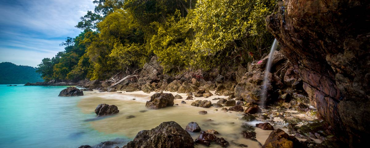 Pandaw Mergui Archipelago islands 3