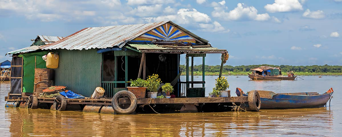 Pandaw Tonle River Floating house 2