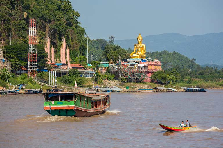 Golden Triangle River Cruises
