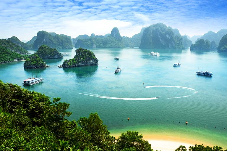 Lan Ha Bay River Cruises