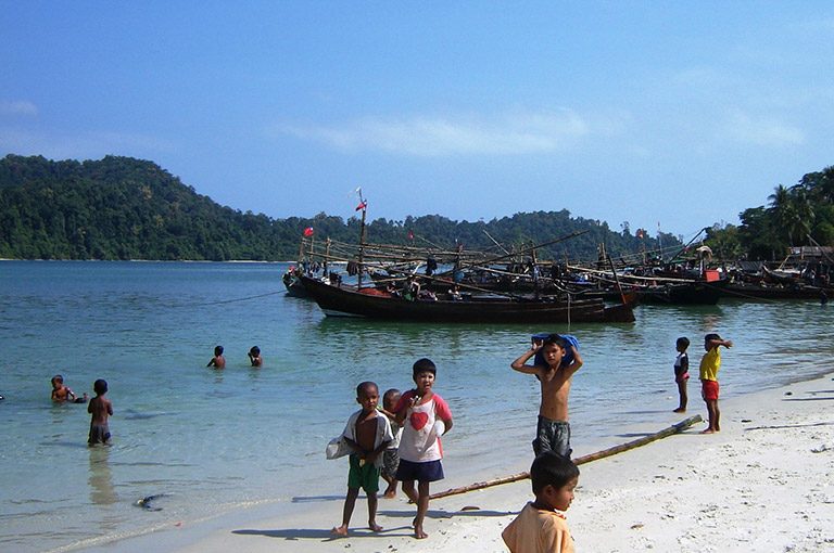 Mergui (Myeik) River Cruises