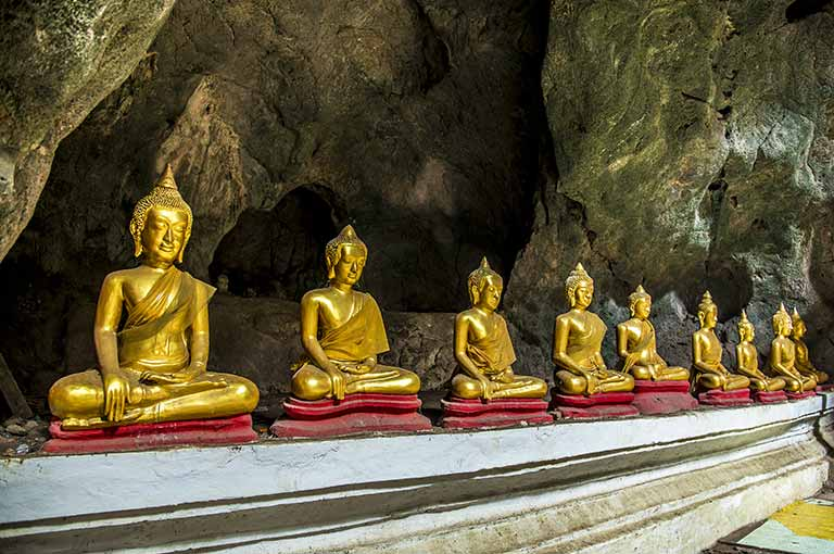Pak Ou Caves and Nam Ou River River Cruises