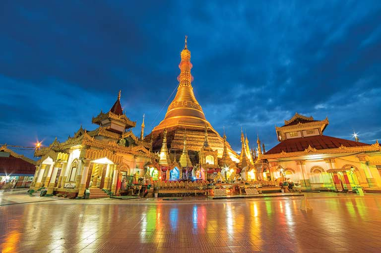 Rangoon (Yangon) River Cruises