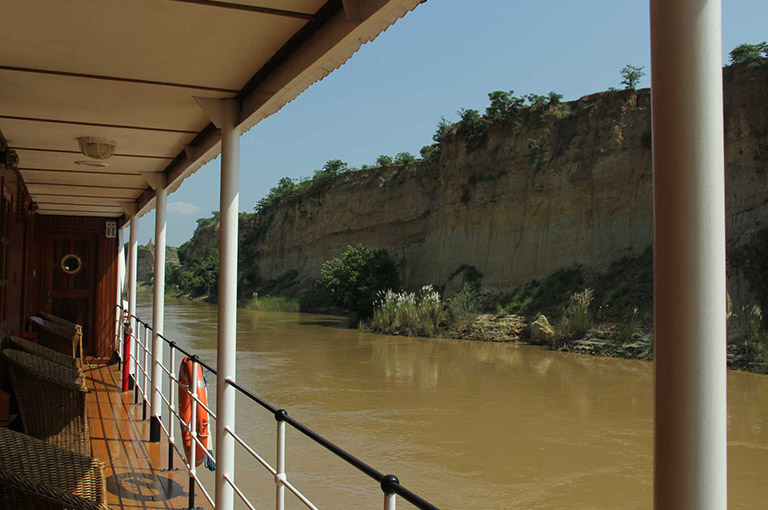 Shwegu River Cruises