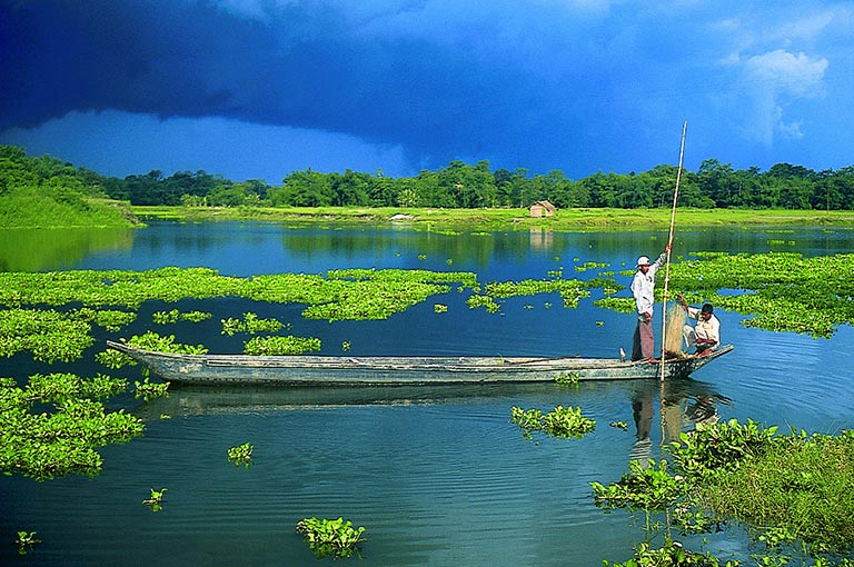 Towards Majuli River Cruises