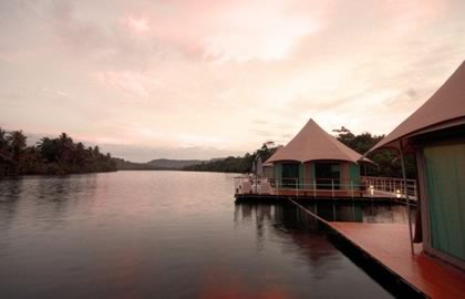 4Rivers Eco Lodge, Tatai
