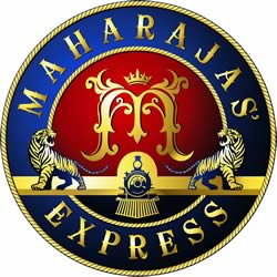 Maharajas Express rail journey in India