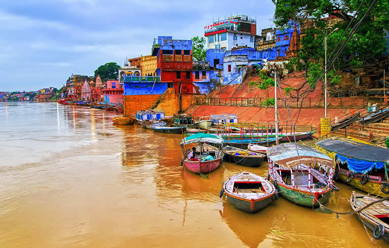 River Cruises on the Ganges River