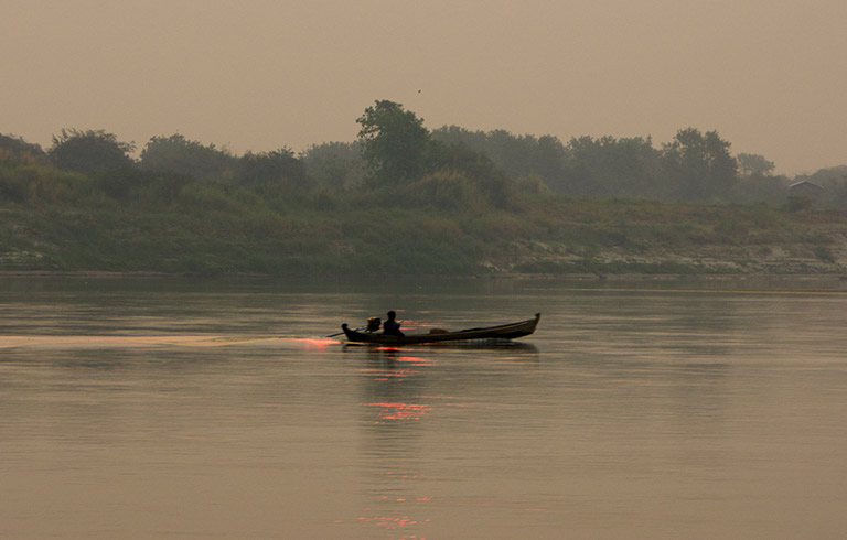 River Cruises on the Irrawaddy River
