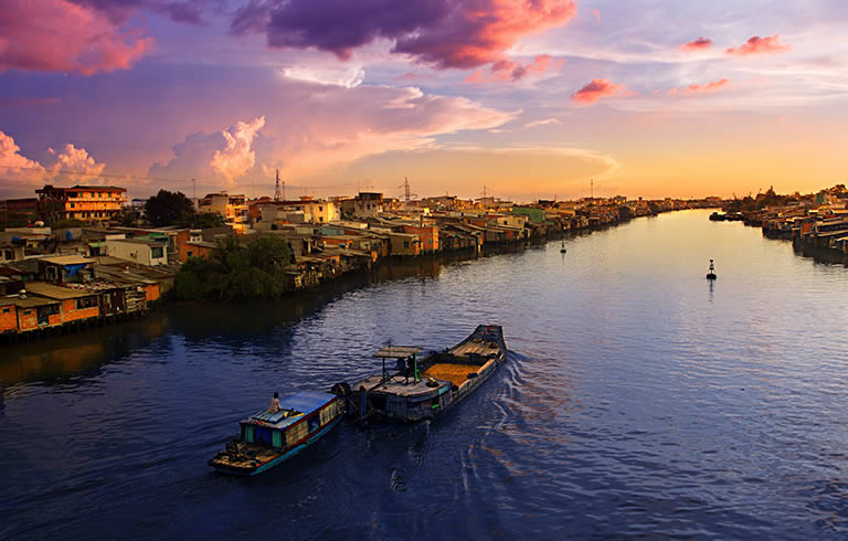 River Cruises on the Mekong River