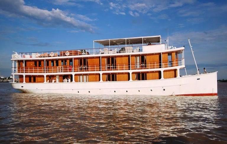 Pandaw Com Pandaw River Cruise Ships