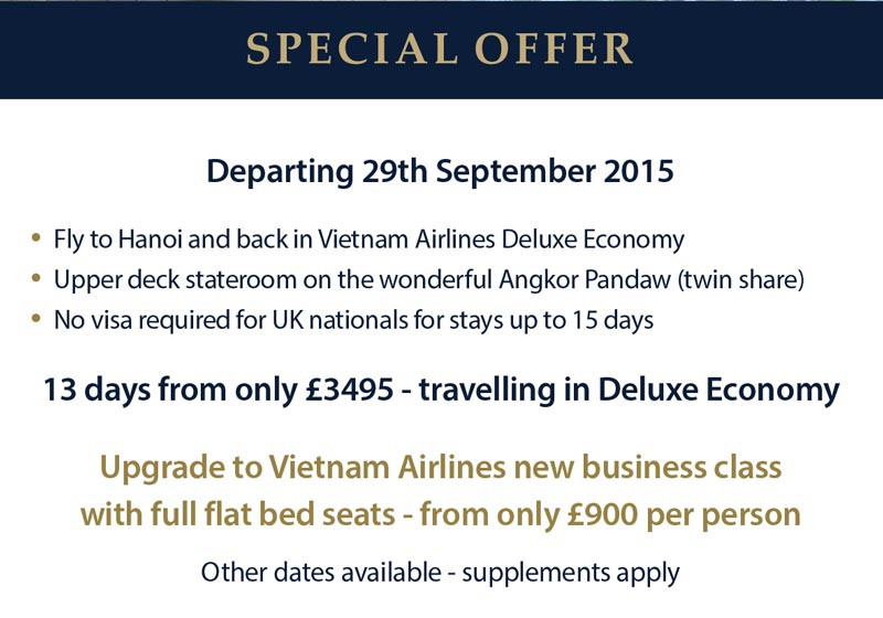 Take a look at this month's news and special offers